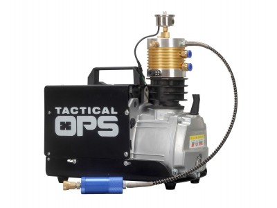 TACTICAL OPS COMPRESSEUR D'AIR COMPRIMÉ 4500PSI