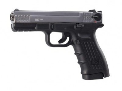 PISTOLET D'ALARME ISSC M22 BI-TON Cal. 9mm PAK