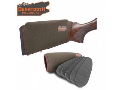 COUVRE CROSSE MARRON BEARTOOTH avec inserts
