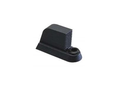 GUIDON ACIER NOIR CZ 5.5mm