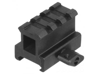 UTG rehausse picatinny 3 slots 40mm