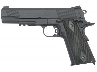 COLT 1911 RAIL GUN NOIR