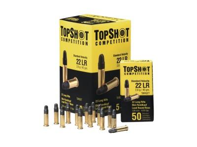 22LR TOPSHOT COMPETITION STANDARD  BOITE DE 50