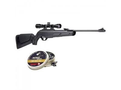 Kit carabine à plombs Shadow 1000 DX Combo (moins de 20 joules)