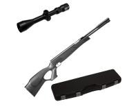Kit carabine a plombs Weihrauch HW97 Black line