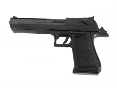 REPLIQUE FACTICE PISTOLET DESERT EAGLE NOIR