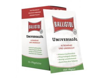LINGETTE HUILE UNIVERSELLE BALLISTOL