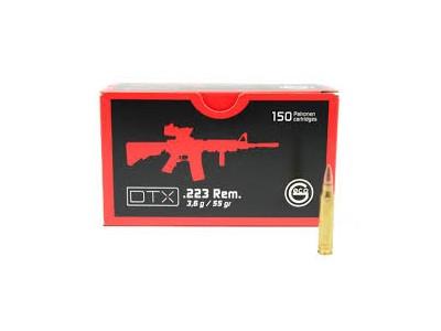223 REM FMJ GECO DTX X150 (boîte de 150)