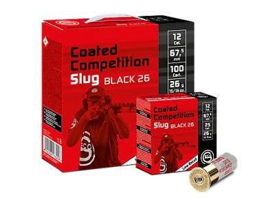 GECO COMPETITION SLUG CCS BLACK 26g 12/67.5 (boîte de 25)