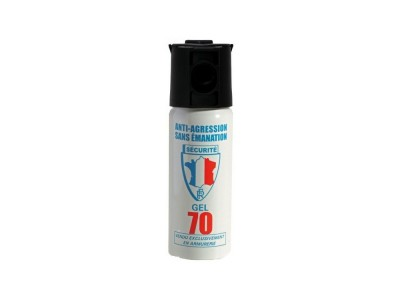 AEROSOL DE DEFENSE A GEL CS 50ml
