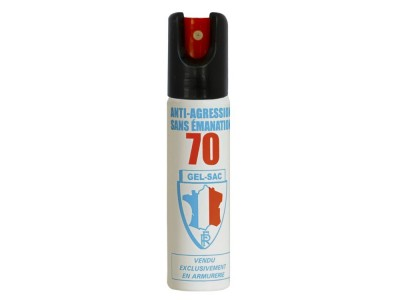 AEROSOL DE DEFENSE A GEL CS 25ml