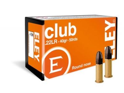 22LR ELEY CLUB