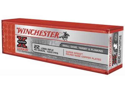 22LR WINCHESTER SUPER SPEED SUPER X
