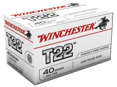 22LR WINCHESTER T22 (boîte de 50)