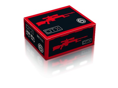 308 WIN GECO DTX FMJ 9.7g/150gr (boîte de 50)
