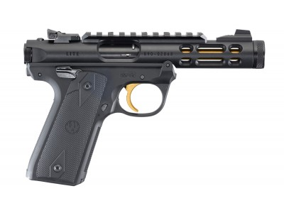 RUGER MARK IV 22/45 LITE Or et Noir 22lr