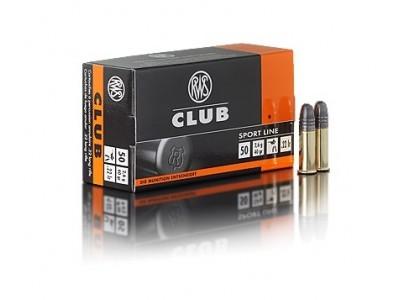 22LR RWS CLUB (boîte de 50)