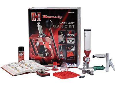 KIT HORNADY LNL CLASSIC DE LUXE 085011