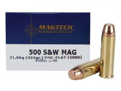 500 SW FMJ MAGTECH