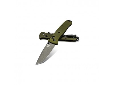 BENCHMADE - BN537GY - BAILOUT