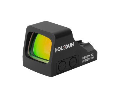 HOLOSUN REFLEX SIGHT DOT HHS507K X2