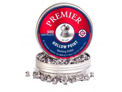 PLOMBS CAL.5.5 HOLLOW POINT CROSMAN PIRANHA