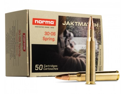 30-06 NORMA JAKTMATCH 9.7g / 150gr x50 vrac (boîte de 50)