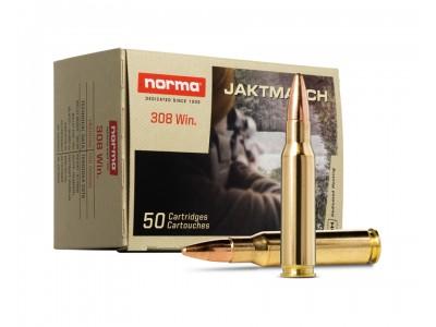 308 NORMA JAKTMATCH 9.7g / 150gr x50 vrac (boîte de 50)