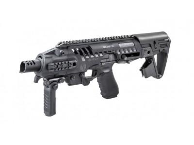 Roni® noir pour Glock 17/18/19/22/23/25/31/32