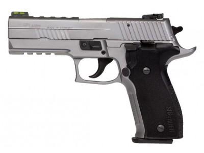 SIG SAUER P226 LDC SILVER SKELETON 9x19