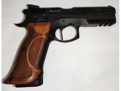 CZ 75 SP01 SHADOW BLACK WOOD CAL. 9x19