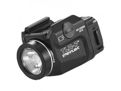 LAMPE STREAMLIGHT TLR7 POUR RAIL PICATINY
