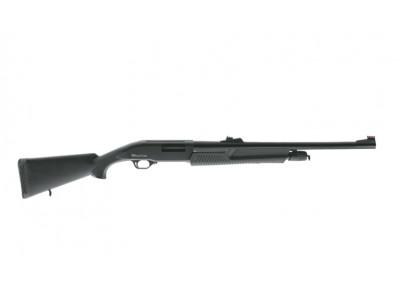 Fusil à pompe VERNEY CARRON P12 Gros Gibier 12/76