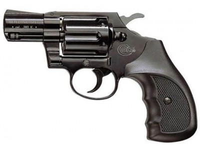UMAREX COLT DETECTIVE SPECIAL 9MM R