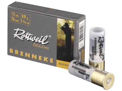 ROTTWEIL BRENNEKE 12/76 39g (boîte de 5)