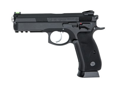 PISTOLET CO2 CZ SHADOW SP01 FULL METAL BLOW BACK ASG CAL.4,5 BB