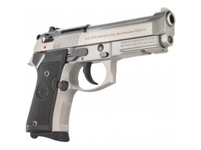 BERETTA 92 FS M9A1 COMPACT INOX CAL 9x19
