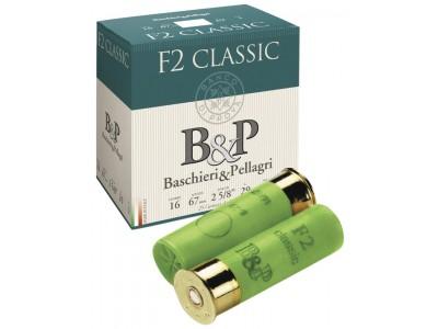 16/67 BASCHIERI & PELLAGRI F2 CLASSIC (boîte de 25)