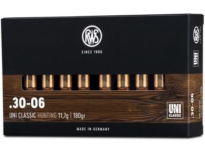 30-06 RWS UNI CLASSIC (boîte de 20)
