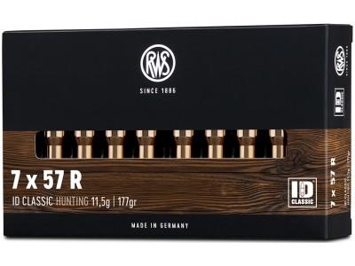 7x57R RWS ID CLASSIC (boîte de 20)