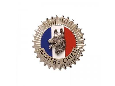 Médaille maitre chien