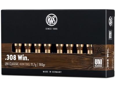 308 WIN RWS UNI CLASSIC (boîte de 20)