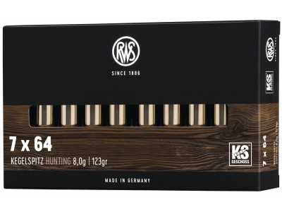 7X64 RWS KS (boîte de 20)