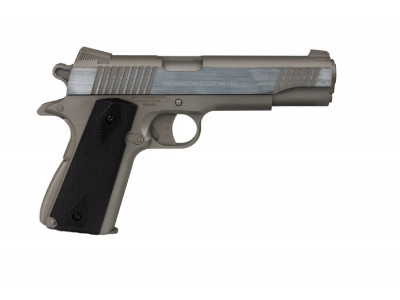 1911 THOMPSON SILVER CO2 CAL.4,5MM A PLOMBS