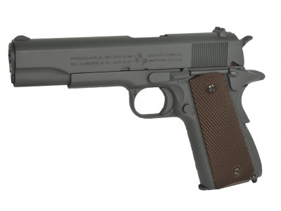 SWISS ARMS COLT 1911 A1 100th Anniversary (blow back co2)