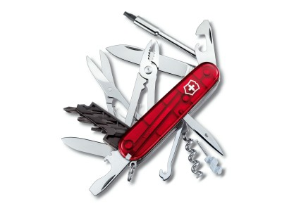 Couteau VICTORINOX Cyber tool 34