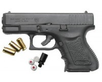 PISTOLET BRUNI Mini GAP bronzé cal 9mm PA