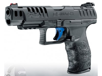 WALTHER Q5 MATCH Cal. 9x19