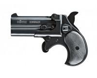 PISTOLET DERRINGER BRONZE UMAREX / ROHM  CALIBRE 9mm R