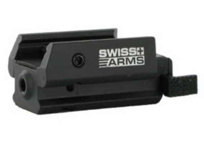 Micro pointeur laser (Swiss arms)